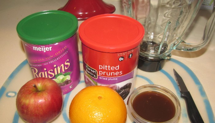 Fruit Fiber Paste Recipe