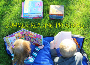 Summer Reading Programs | Free Printable