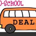 Back-to-school deals