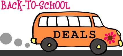 Top Back-to-School Deals for this week (7/23/13)