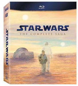 Star Wars: The Complete Saga 44% off