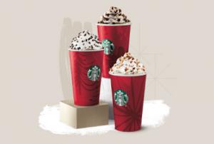 Starbucks Holiday BOGO Free