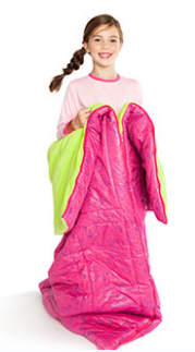 Fashion Playtes: FREE $20 eGift card w/Sleeping Bag Purchase