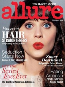 Allure Magazine discount subscription
