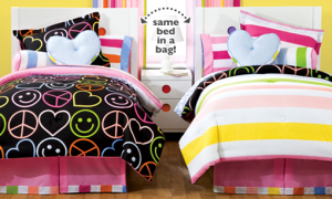 Little MissMatched Bedding