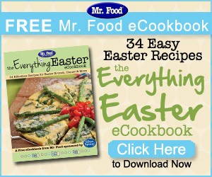 Mr Food Easter Recipes