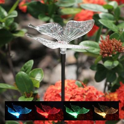 Meijer Solar Butterfly