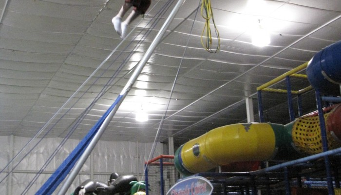 Hoosiers: Incredi-Plex Sports & Entertainment Complex on Plum District