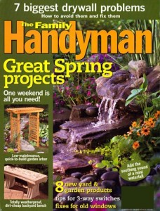 Family Handyman Discount Subscription