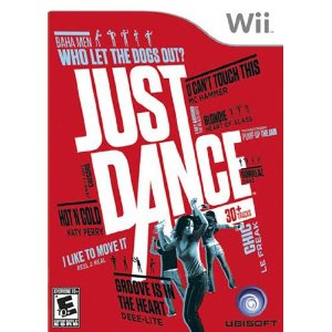 Save 55% on Just Dance on Wii