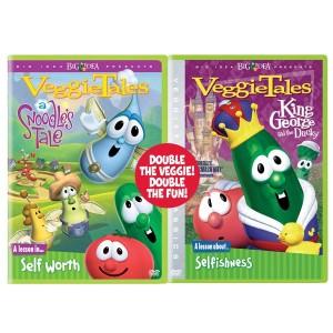 VeggieTales DVD Sale