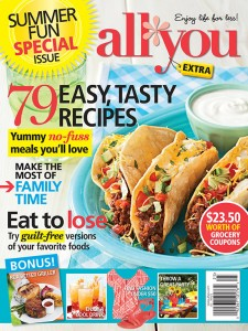 Giveaway: All You Summer Fun Issue