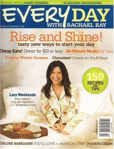 Everyday with Rachel Ray discount subscription