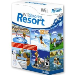 Save 45% on Wii Sports Resort with MotionPlus Bundle (Refurbished) on Amazon