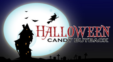 Today's Tips on B105.7: Halloween Restaurant Deals, Candy Buy Back/Donation & Children's Museum