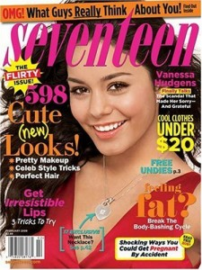 Seventeen Magazine discount subscription