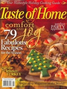 Taste of Home discount subscription