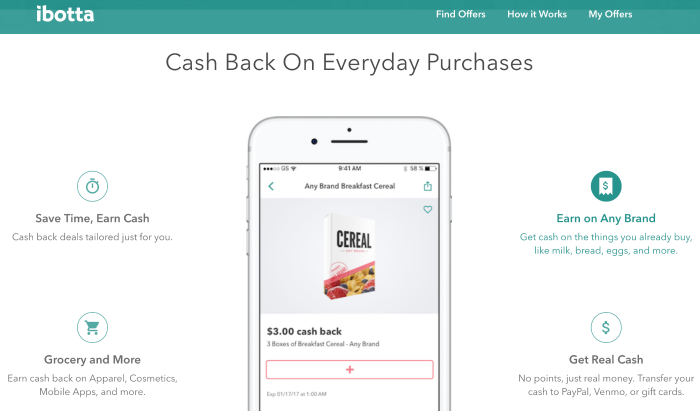 Learn how you can earn cash back with the Ibotta grocery rebate app, on the groceries and retail purchases you're already buying!