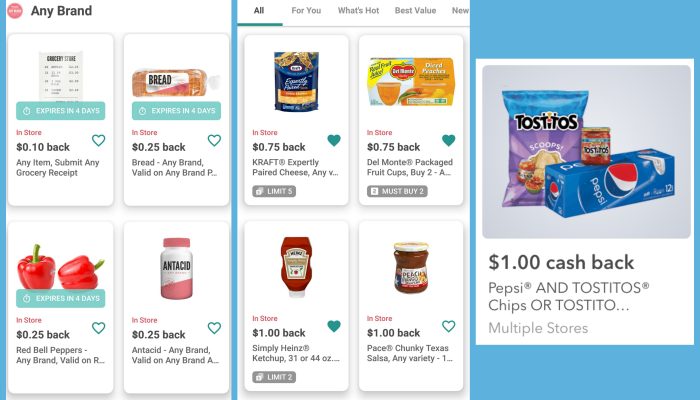 Earn Cash with the Ibotta Grocery Rebate App
