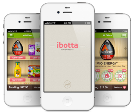 Ibotta Cash Back Mobile App on iPhone + Android