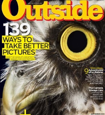 Outside Magazine $4.99 Discount Subscription