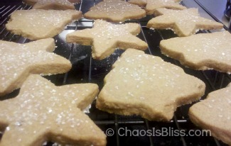 Brown Sugar Shortbread Recipe & Handy Tools for Holiday Baking