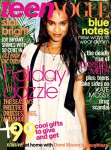 Teen Vogue Magazine discount subscription