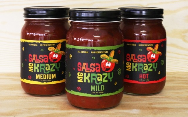 Review & Giveaway: Salsa Me Krazy