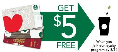 Starbucks_5free