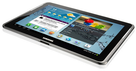 Samsung Galaxy Tab on Groupon