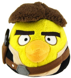 Angry Birds Han Solo