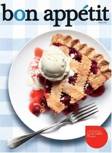 Bon Appetit Magazine discount subscription