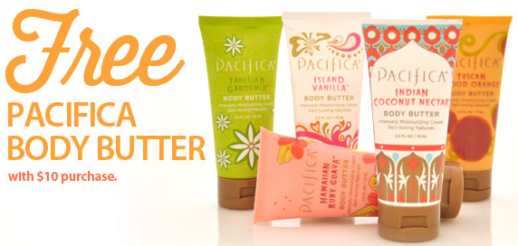 Earth Fare Free Body Butter