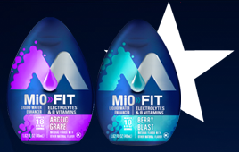 Free Sample MiO Fit Water Enhancer
