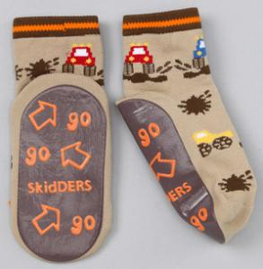Skidders Gripper Socks