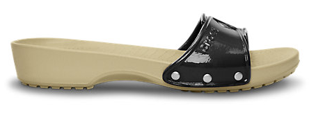 Crocs Cobbler Patent Slide