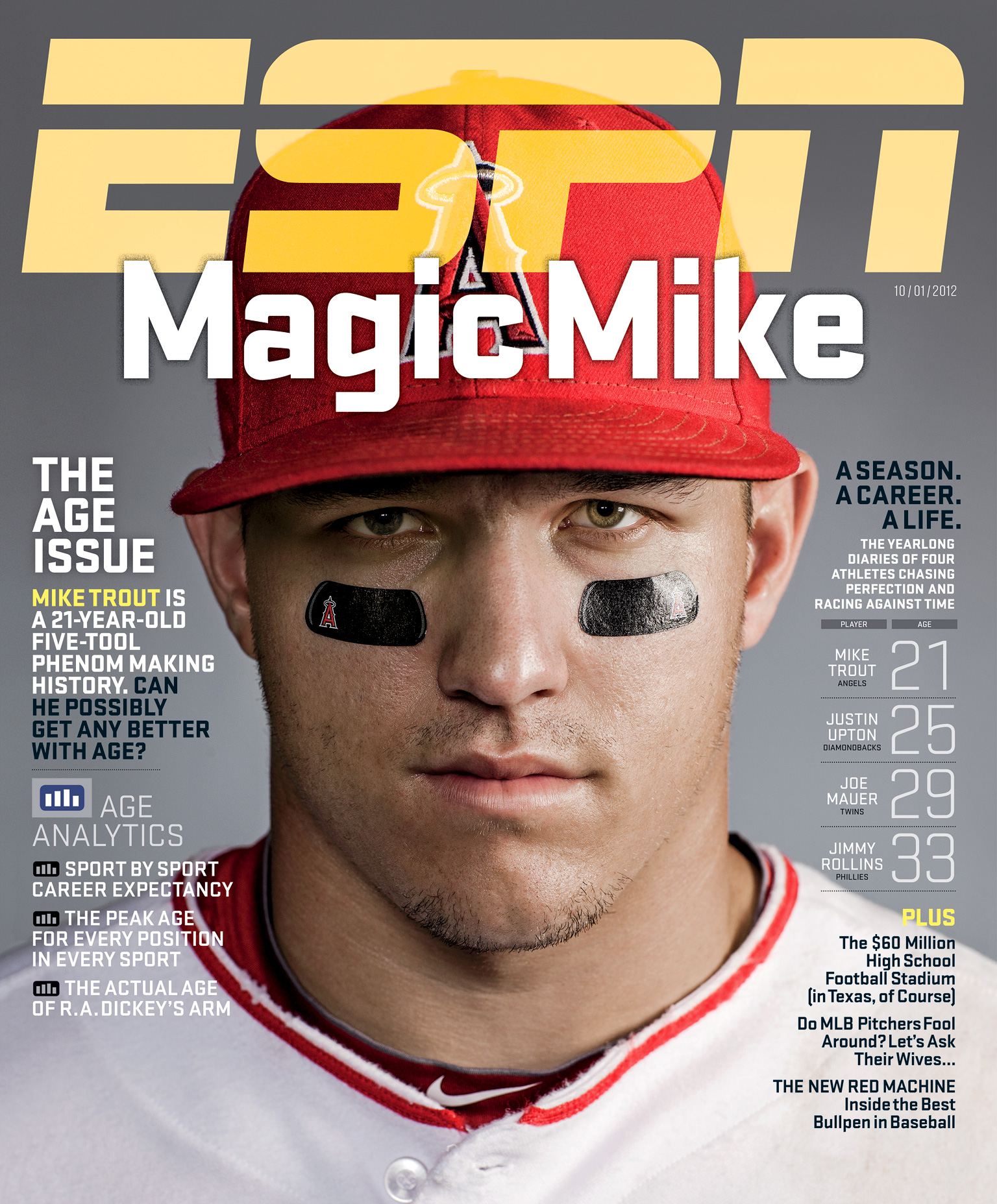 ESPN Magazine discount subscription