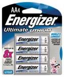 Energizer Lithium Battery coupon