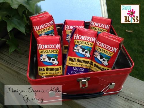 Horizon Organic Milk giveaway 500