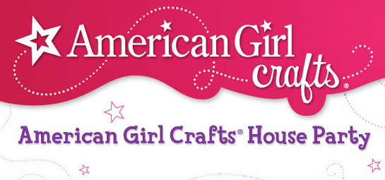House Party American Girl Crafts
