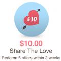 Ibotta $10 New Member bonus