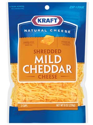 Kraft Natural Shredded Cheese coupon