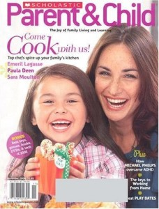Scholastic Parent & Child Magazine discount subscription