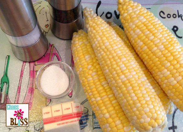 Skillet Corn Recipe Ingredients