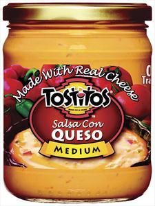 Free Tostitos Dip or Salsa
