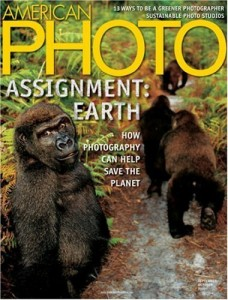 American Photo Magazine discount subscription