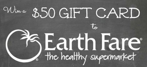 Earth Fare Gift Card Giveaway