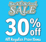 Gymboree back to school sale