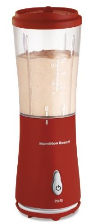 Hamilton Beach Portable Blender - Red