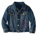 Hanna Andersson Denim Jacket